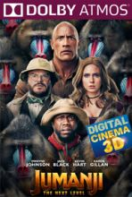 Jumanji: The Next Level (in Dolby ATMOS)