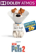 The Secret Life of Pets 2 (in Dolby ATMOS)