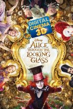 Alice Through the Looking Glass (in Dolby ATMOS)
