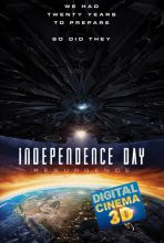 Independence Day: Resurgence (in Dolby ATMOS)