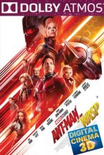 Ant-Man and the Wasp (in Dolby ATMOS)